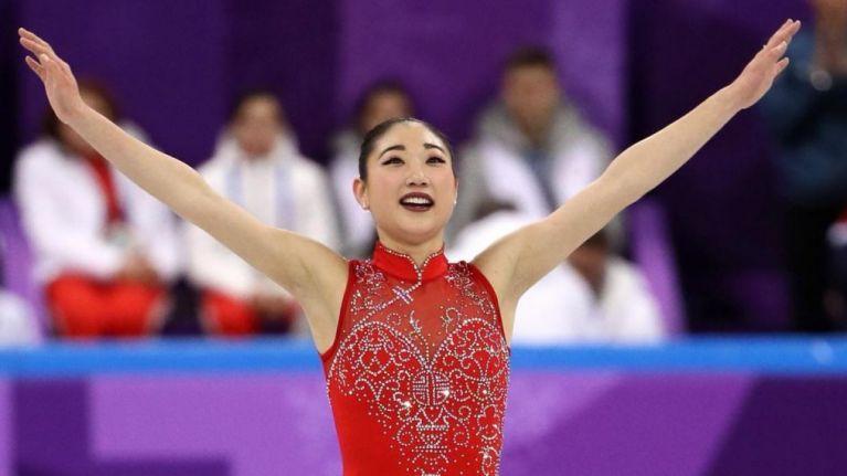 Who is Mirai Nagasu? The Olympic figure skater who made history last night