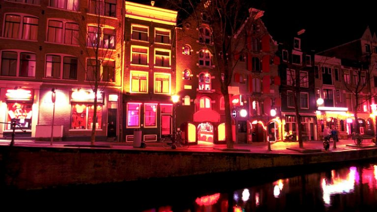 This is why Amsterdam's Red Light District will soon be a thing of the past