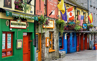 We're giving away €1000 in Galway! Just follow these clues to win