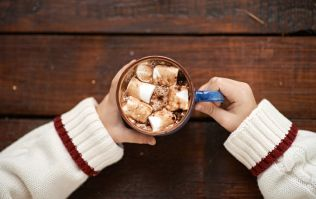 This boozy hot chocolate will get you through the harsh winter weather