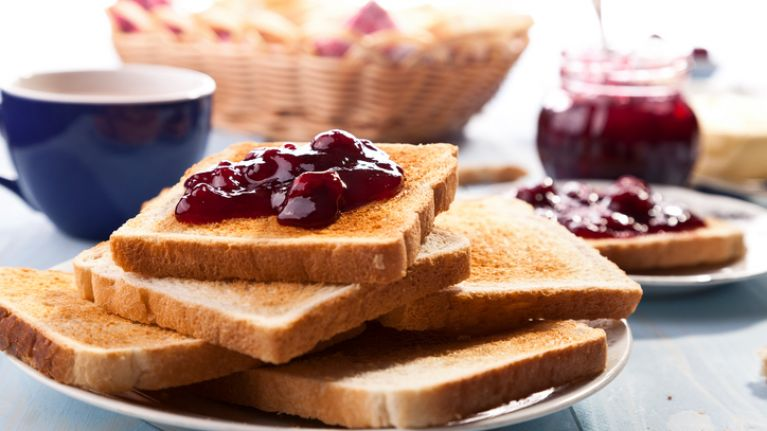 GIN jam has come to spruce up (and booze up) our weekend breakfast