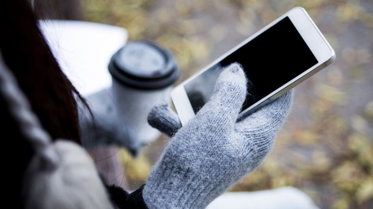 This is how the cold weather makes your phone act up