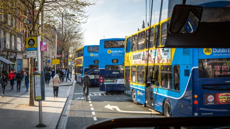 Dublin Bus issue a statement about its services over the upcoming days