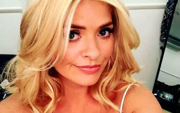 Holly Willoughby just shared a photo of her mum looking INCREDIBLE