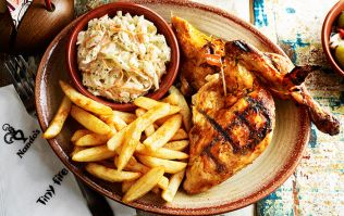 Nando's has added a new dish to its Irish menu and everyone is freaking out