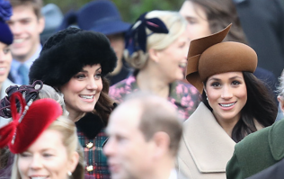 Meghan and Kate will have their first solo outing together on Saturday