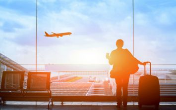 Apparently, using these two words will always get you a flight upgrade