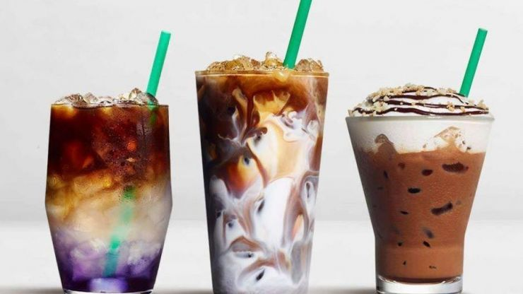 Starbucks is launching a colour-changing drink that may also change your life