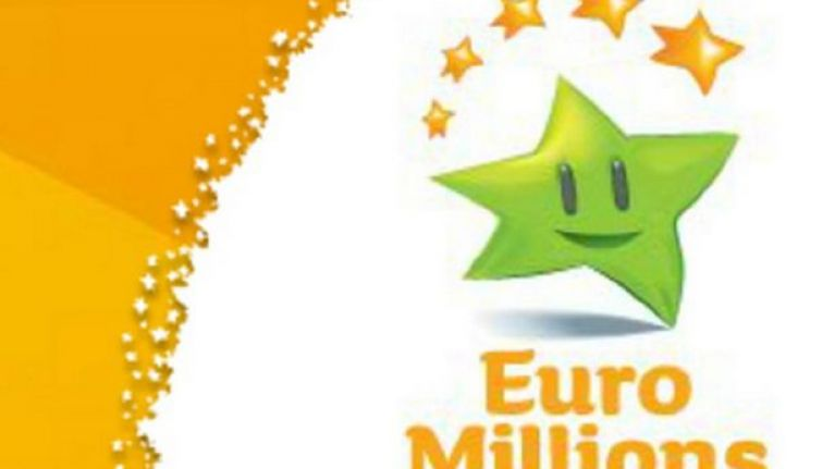 Here are the numbers for tonight's €140 million EuroMillions draw