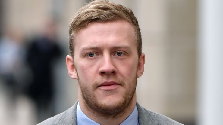 """""""I am really sure my head was forced down"""" - The testimony against Stuart Olding"""