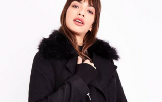 We almost missed this New Look bargain coat (a steal at €23)