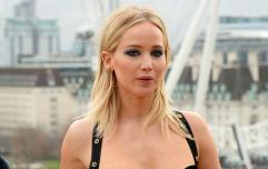 Jennifer Lawrence has harsh words for critics of her 'revealing' dress