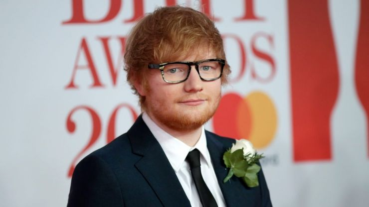 Ed Sheeran reveals the truth about THOSE wedding rumours