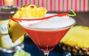 You can now have spicy cocktails delivered right to your door