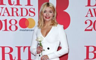 'Cameras up our skirts'... Holly's damning summation of the Brit Awards after hours