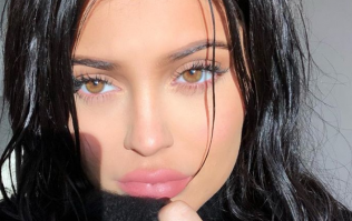Kylie just named her new makeup palette after her daughter, and it's stunning