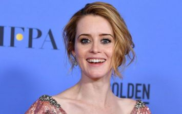 The Crown's Claire Foy has announced she has split up with her husband