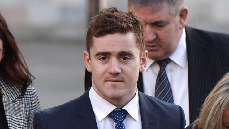 Aodhán Ó Ríordáin responds on Twitter as Paddy Jackson's legal team plan to sue over tweet