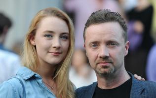 First photos as Saoirse Ronan's dad Paul makes Fair City debut tonight