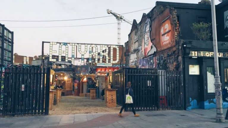 Eatyard are bringing a month long event to Dublin and it sounds absolutely deadly