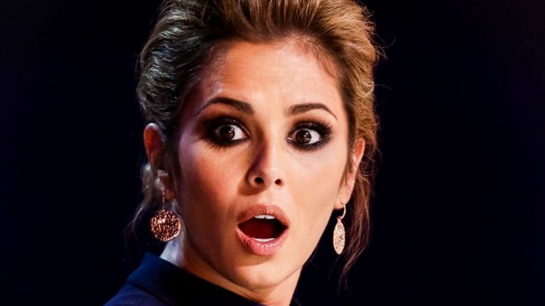 Prince Charles ripped the piss out of Cheryl Tweedy last night
