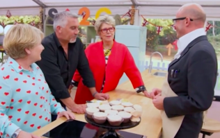 GBBO viewers were NOT happy with the awkward Mary Berry joke last night