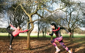 There's a brilliant fitness and wellness event taking place at the end of March