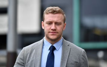 'I have done it and I shouldn't have done it' - Stuart Olding addresses messages