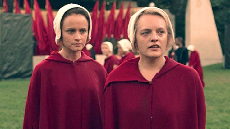 The trailer for the new season of The Handmaid's Tale is here, and it is haunting