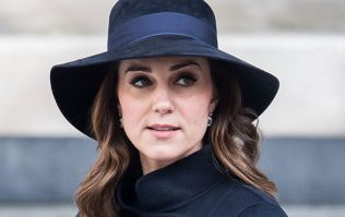 The palace won't say where Kate's latest outfit is from - and it's sparked some theories