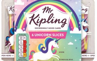 So... Mr Kipling has just released unicorn slices and yes we're listening intently