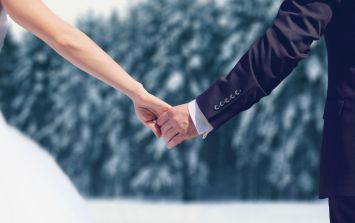 How one Meath community rallied to help a couple get married in the snow