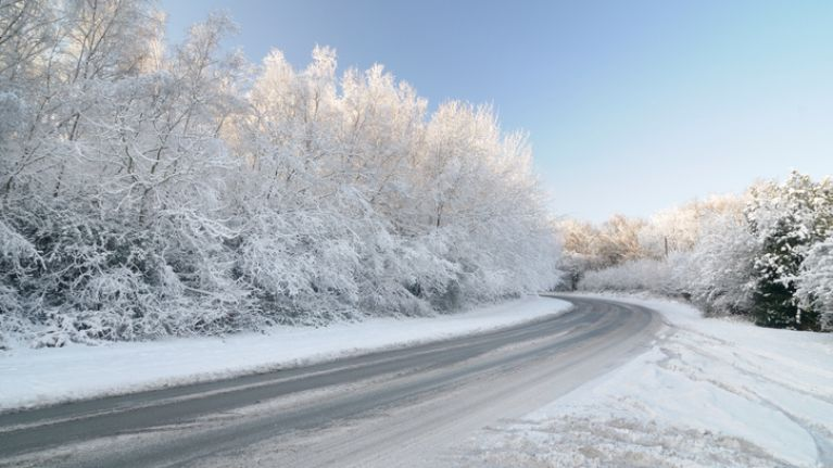 Snow and temperatures as low as -5 set to hit in the next few days