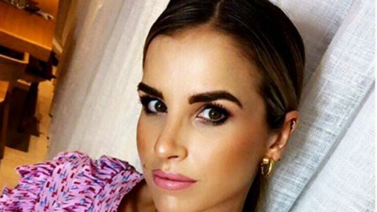 Vogue Williams just wore the most glorious €31 heels from Schuh, and we LOVE them
