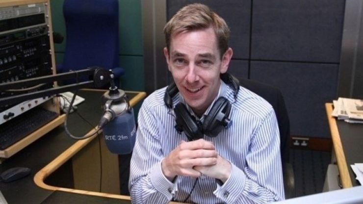 Ryan Tubridy has been linked to an Irish celeb and we could definitely see it