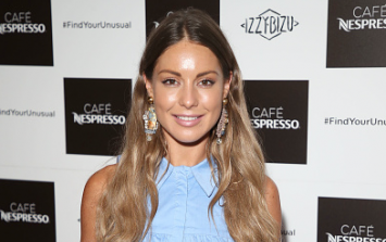 Louise Thompson just took a serious dig at Spencer and Vogue's engagement
