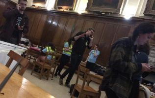 Students 'locked in' to Dining Hall as protest over TCD exam fee 'escalates'