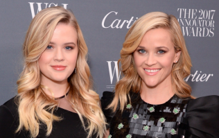 Reese Witherspoon's daughter is dating another huge celeb's grandson