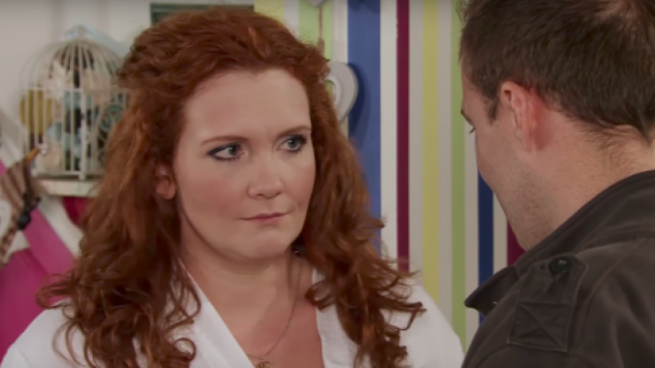 There was a catfight on Corrie last night and viewers couldn't cope