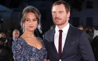Michael Fassbender might not be impressed by Alicia Vikander's 'Irish' game