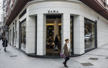 This €30 Zara skirt absolutely has to be our bargain of the week