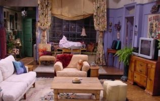 There's actually a reason Monica's apartment in Friends is purple and we're shook