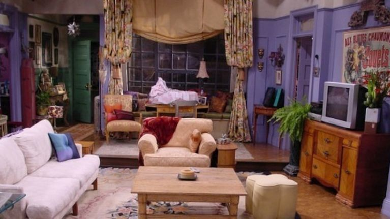 There's actually a reason Monica's apartment in Friends is ...
