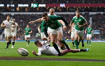 YES! Ireland win Grand Slam in London on St Patrick's Day