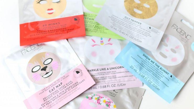 Pamper time: Our favourite sheet masks for under €10