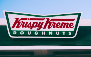 Simpsons fans will LOVE the new doughnut from Krispy Kreme