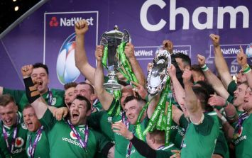 People are NOT impressed with this tweet after Ireland's Grand Slam win