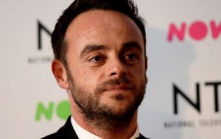 Ant McPartlin charged with drink driving after car crash