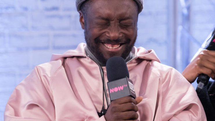 People can't deal with how Will.i.am's name was translated into French