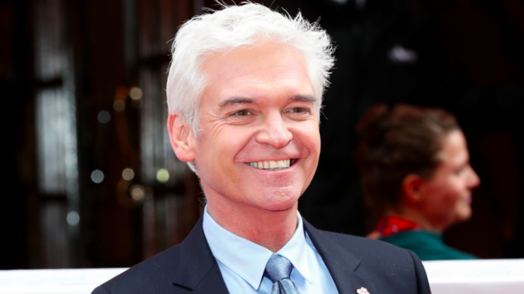 Phillip Schofield's appearance on Saturday Night Takeaway was a HUGE hit